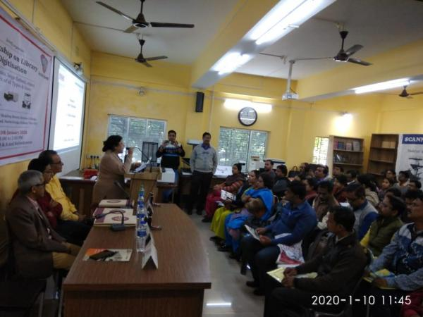 Gurudas College Workshop